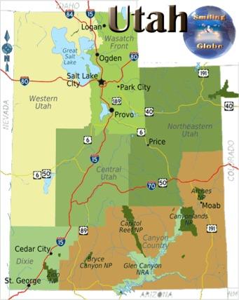 Utah potion Capital Salt Lake City America US-UT Visit ... on ogden utah map usa, vernal utah map usa, kansas city kansas map usa,